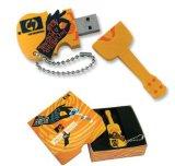 Mecanismos impulsores del flash del USB del chisme con la capacidad 2GB