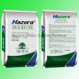 Koop In water oplosbare NPK 10-5-43 Meststof de Van uitstekende kwaliteit van de Meststof met ISO, SGS, TDS
