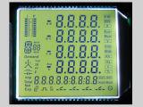 Tipo LCD del Tn del conector de la pantalla del LCD flexible