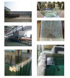 412mm de Bovenkant van de Lijst van het Gehard glas