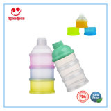 3 capas multi funcional del bebé Leche en Polvo Dispenser