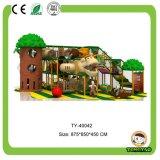 정글 아이를 위한 주제 실내 실행 센터
