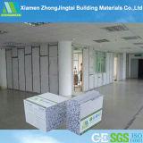 Comitato di parete prefabbricato interno ad alta densità del panino della tettoia ENV