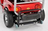 De vierwielige Dubbele Autoped van de Mobiliteit van de Autoped van de Zetel Elektrische (EML46H)
