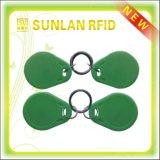 125kHz ABS RFID Key FOB com Customer Design