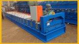 Galvanizado cubriendo el rodillo de la hoja que forma la máquina de la fábrica de Botou