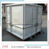 El tanque de almacenaje cuadrado rectangular del agua de FRP GRP 20000 litros