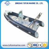 Barco inflable de la costilla de Hypalon/PVC (RIB520)