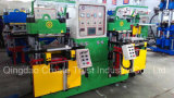 Imprensa Vulcanizing de borracha automática cheia de Contol da venda quente (CE/ISO9001)