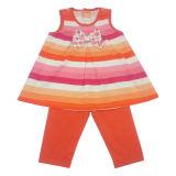 فصل صيف مزح [ببي جرل] دعوى في أطفال لباس