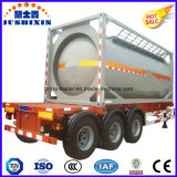 Gás da alta qualidade 18500/24000liters T75/T50 20FT LPG/LNG/Natural/cimento maioria/petroleiro de carvão/recipiente maiorias do tanque para o mercado de Indonésia