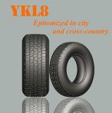 Kreuzweiser Muster-Reifen, SUV Auto-Reifen, PCR-Auto-Reifen, Raidal Auto-Reifen