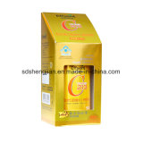 Tablilla masticable de la fábrica del OEM de la vitamina C anaranjada directa del sabor