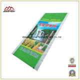 Sac en tissu PP pour la farine de riz Aliment de sucre avec poignée