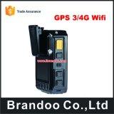Câmera desgastada da polícia de HD 1080P corpo impermeável