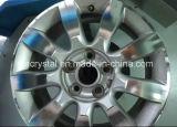 Torno automático del corte del borde de la máquina del CNC de la reparación del rasguño de la rueda de coche