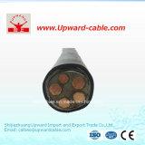 0.6-1kv câble d'alimentation de cuivre de faisceau de la basse tension 5