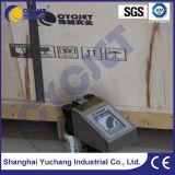 Insignia industrial de la impresión de la impresora de inyección de tinta de Cycjet Alt382 Handeld en la madera