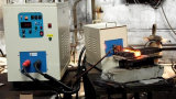 La chaufferette d'admission électromagnétique en acier de Rod avec du ce a reconnu (GYM-40AB)