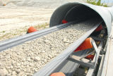 산 또는 Alkali Resistant Rubber Conveyor Belt