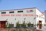 Atelier métallique préfabriqué/entrepôt de structure métallique