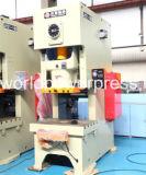 Type presse de manivelle de bâti de C de perforateur de tôle