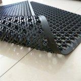 De beste Zwarte RubberKeuken die van de Mat van de Vloer RubberMat vloeren
