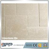 Beste Prijs van de Witte Kalksteen Opgepoetste Tegels van het Kalksteen voor Villa