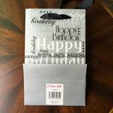 Sac en gros d'emballage de cadeau de papier d'anniversaire d'impression
