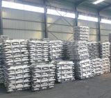 Planta de alumínio do material do Al 99.7% dos lingotes de P1020 A00 A7