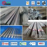 Barra redonda brilhante de aço inoxidável de AISI 310