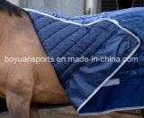 Winter-wasserdichter Unterhalt-warme Pferden-Wolldecke verschönern