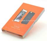 Cas en gros de densité des produits PC+TPU de la Chine nouveau anti pour le cas de couverture du téléphone mobile 6s de l'iPhone 5 de la galaxie S5 de Samsung