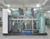 급속 냉동 압축기 및 압축 단위