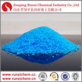 preço granulado azul do Pentahydrate do sulfato de cobre de 2~4mm