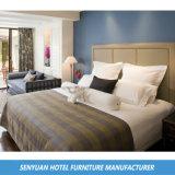 호화스러운 할인 열대 나무로 되는 침실 호텔 가구 (SY-BS18)