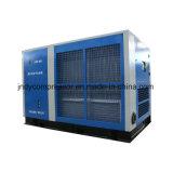 Luft abgekühlter stationärer Luftverdichter