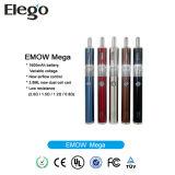 In het groot Elektrische Sigaret (de MegaUitrusting van Kanger Emow)