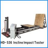 Het Instrument van de Test van de Kracht van het Effect van de Helling van de Doos van het Karton van Ista