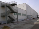Vertified: 731를 건축하는 Prefabricated 샌드위치 위원회 강철 프레임 구조
