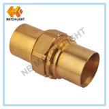 Femmina con BACCANO Coupling di Smooth Hose Tail Brass