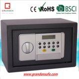 Электронный сейф с сталью индикации LCD (G-20ELB) твердой