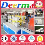 Máquina del tubo del PVC con la máquina del tubo del precio/PVC