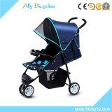 O carrinho de criança Ultra-De pouco peso portátil em--Vai Multi-Posição reclina basculador do bebê do assento