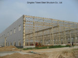 アフリカの市場の研修会の鉄骨構造のために設計されている