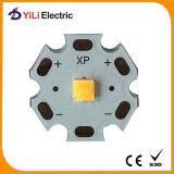Viruta LED Lm-80 del poder más elevado LED SMD 3535 Epistar de la muestra libre pasajera