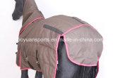 Warme schwere Pferden-Wolldecken für Winter-Gebrauch