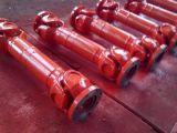 Tipo di Swp-F di dispositivo di accoppiamento di cardano lungo telescopico