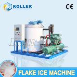 Full-Automatic Flocken-Eis-Maschine ausgerüstet mit PLC (programmierbarer Logik-Controller)