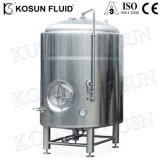 depósito de fermentación brillante de la cerveza del Brite del acero inoxidable del barril del litro de 1000L 2000L
